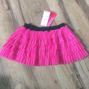 NWT Amy Co girls skirt size 3-6mo